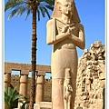 拉美西斯2世雕像
