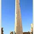 卡納克神廟的方尖碑