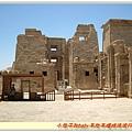 拉美西斯3世葬祭殿(Medinet Habu)