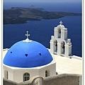 最好的角度是從教堂後方往海上照