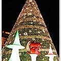 很漂亮的耶誕燈飾