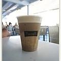 船上買的咖啡