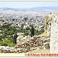 密密麻麻的雅典城市