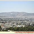 一眼就可以看遍雅典的城市