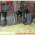 我的相機 Canon 400D跟17~55mm IS