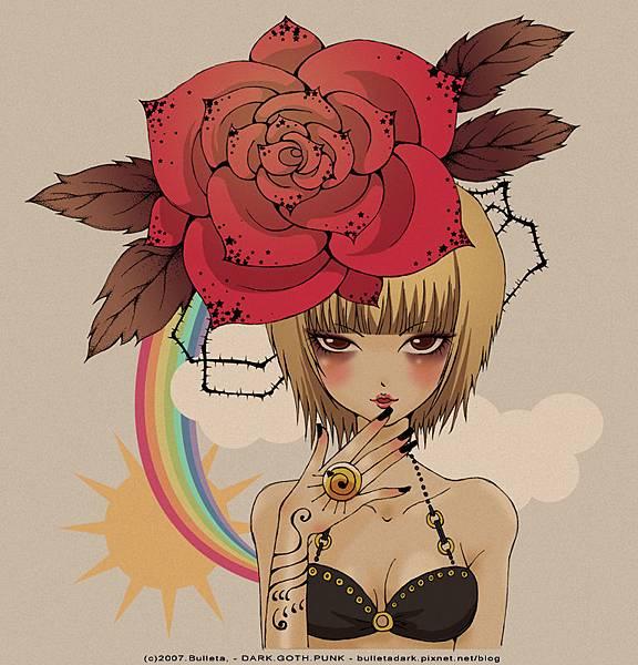 初夏的薔薇b