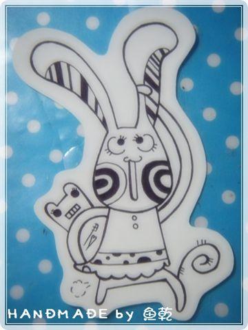 兔子掀裙子放屁.JPG
