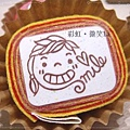 Smile女孩橡皮章.JPG