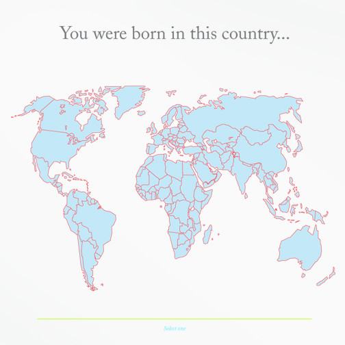 this is your book map
