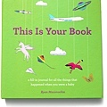 this is your book cover
