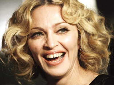 MADONNA GAP TEETH