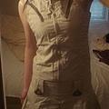YC 軍感洋裝