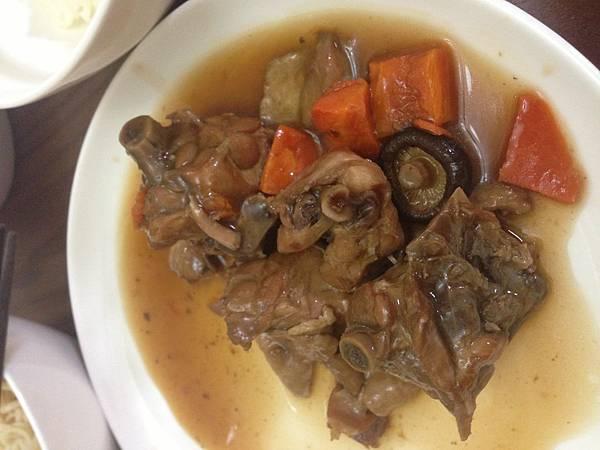 蠔油香菇雞