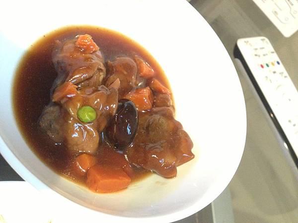 中式香菇雞