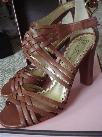 Juicy Couture 羅馬編織鞋
