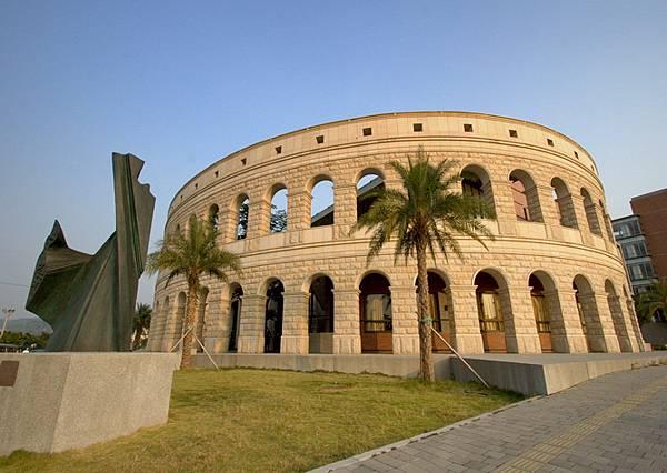 Gymnasium_Asia_University