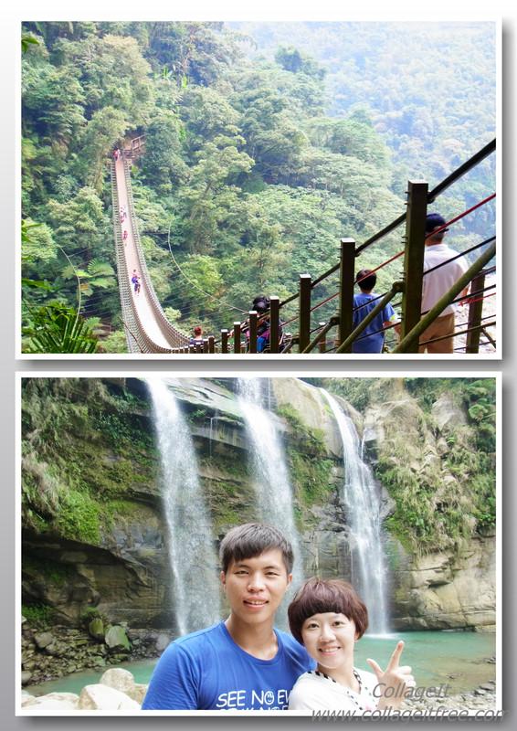 竹山天梯的自然美景.走一趟才能親自體會那樣的美呀!