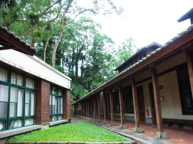 這裡也是發展生態教育為目標的森林生態小學