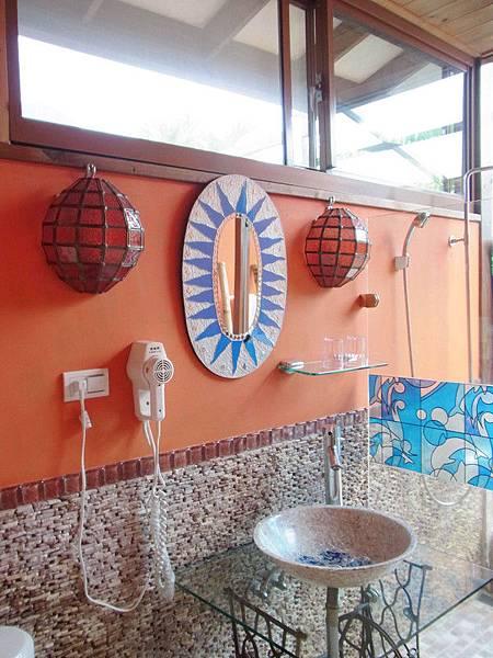 好異國風味的衛浴裝潢