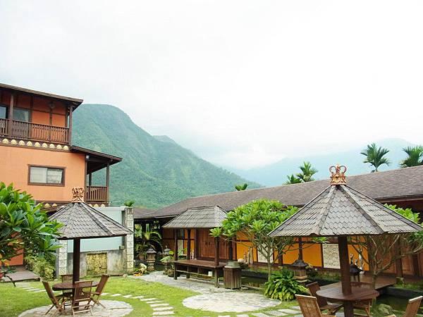 位在山裡的峇里峇里真的好讚喔!