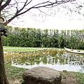 這裡的庭園造景做得相當好喔!