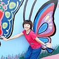 天才蝴蝶.這樣拍很有趣吧!