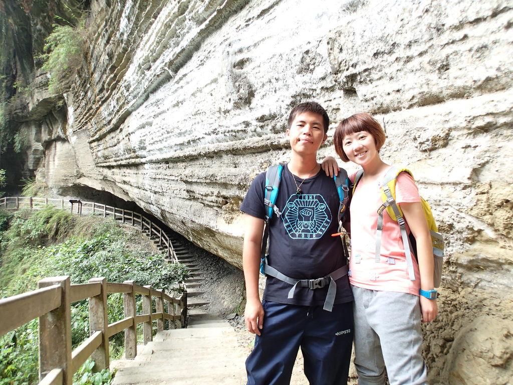 嘉義瑞里燕子崖+蝙蝠洞真的很讚.此生必訪的行程!