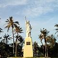 關島的自由女神像