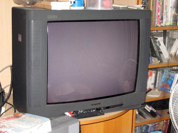 聲寶轟天雷25吋電視.JPG