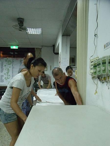 2012年9月8日解說志工培訓活動成果展紀錄