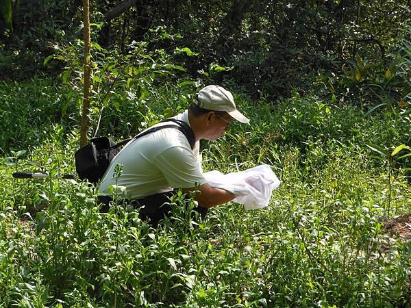 2012年9月29日紫斑蝶保育標放志工培訓活動紀錄