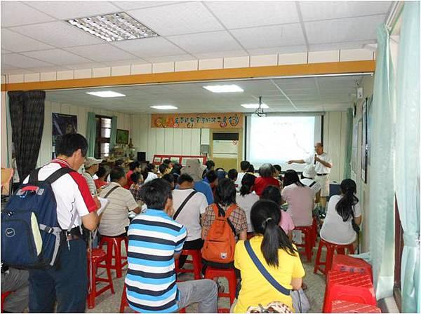 2013年7月20日大大小小解說志工培訓活動紀錄