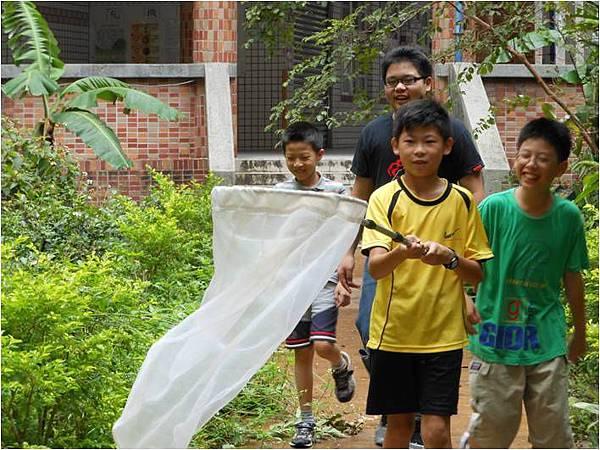 2013年7月18日小小解說志工培訓活動紀錄