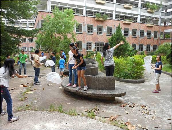 2013年7月19日小小解說志工培訓活動紀錄