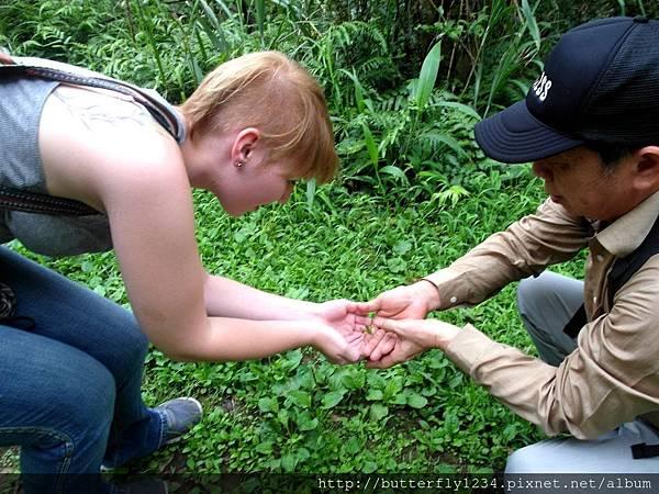 2016年6月10日美國印地安納州Purdue 大學昆蟲系學生園區參訪