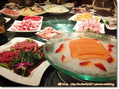 川式小火鍋主菜