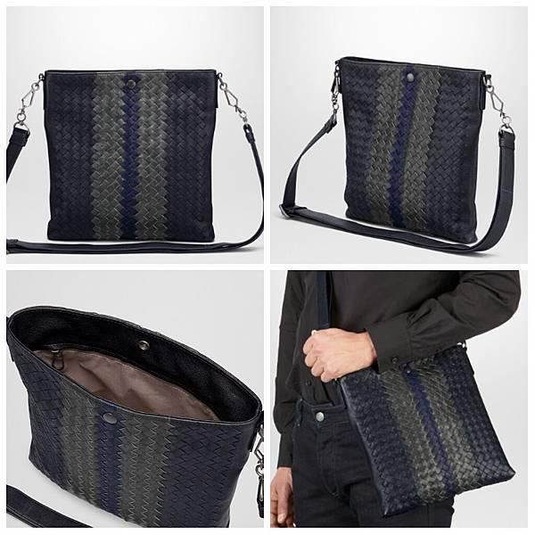 BV男側背包
