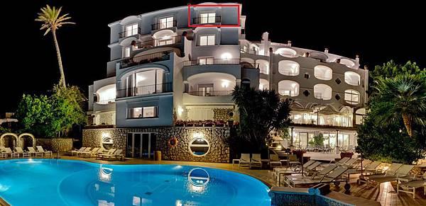 Hotel Mamela Capri1