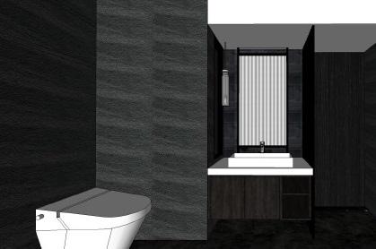 主浴3D3