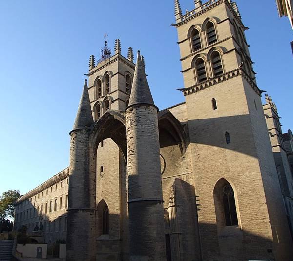 Montpellier_-_Cathédrale_Saint-Pierre_5