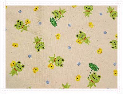 小青蛙˙小黃鴨
