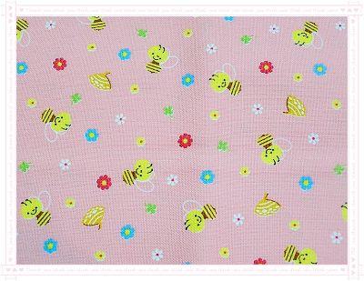可愛ㄉ小蜜蜂(粉紅色)