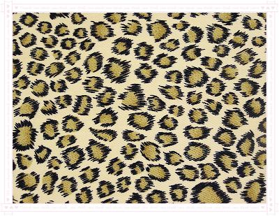 豹紋3(土黃色)