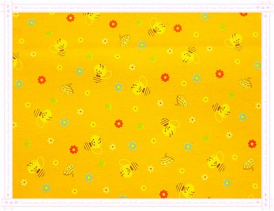 可愛ㄉ小蜜蜂(橘色)