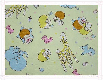 卡通布31(黃色)