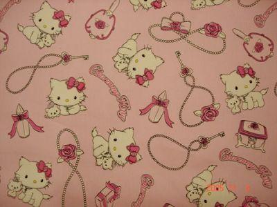 Kitty ~ 珠寶篇(粉紅)