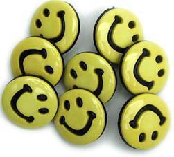 微笑(黃色)