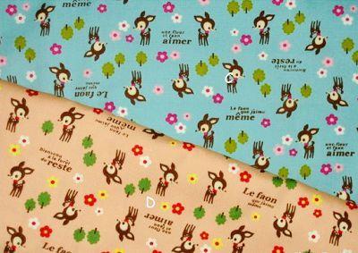 小鹿斑比 -- 可愛版