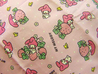 美樂蒂草莓篇(粉紅色)