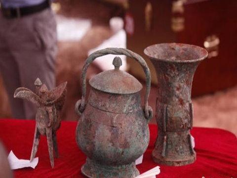 3千年前的酒